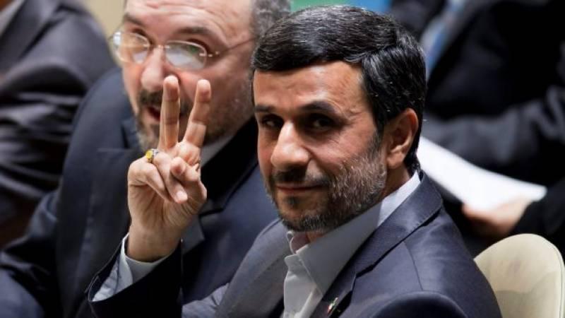 عوام کی ناراضی آسمان کو چھو رہی ہے، احمدی نژاد کا خامنہ ای کو کھلا خط