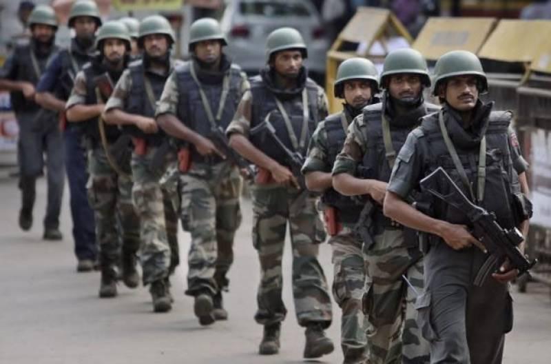 ہر سال سینکڑوں بھارتی فوجی بغیر جنگ کے مارے جاتے ہیں