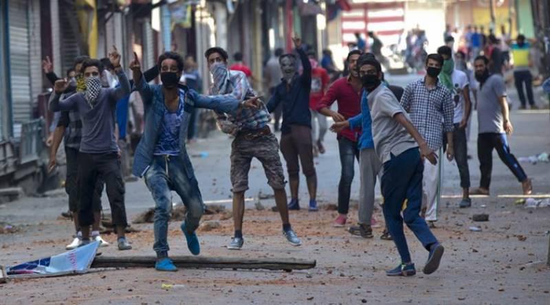 مقبوضہ کشمیر پھر سے پاکستان زندہ باد نعروں سے گونج اُٹھا