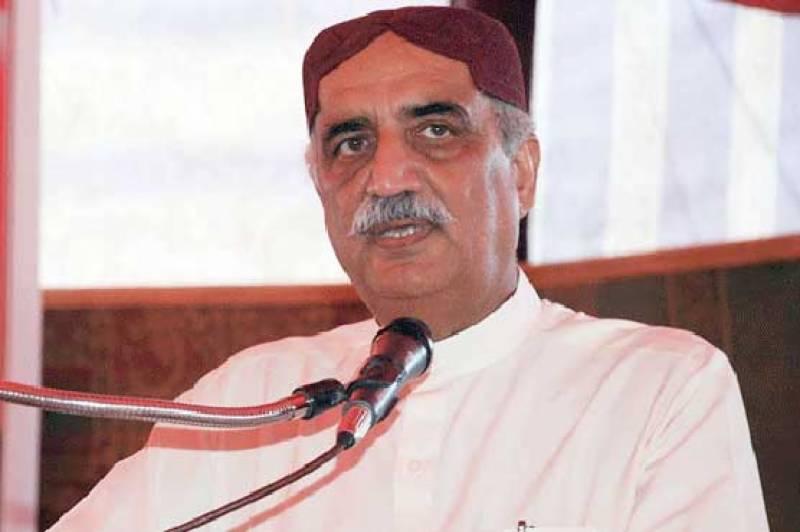 سندھ کیلئے اداروں کا رویہ اور قانون الگ اور پنجاب کیلئے الگ ہے، خورشید شاہ