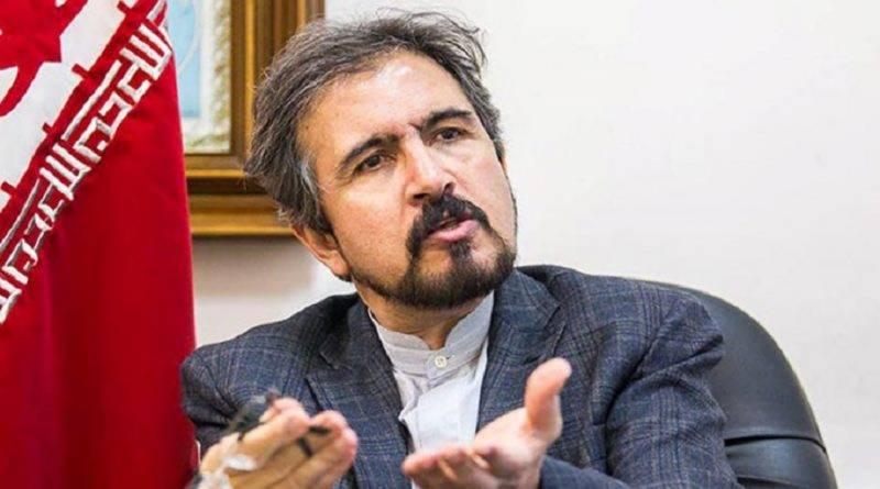 امریکا جھوٹے الزامات دہرا کر اپنی غلطیوں کا ازالہ نہیں کرسکتا، ایران