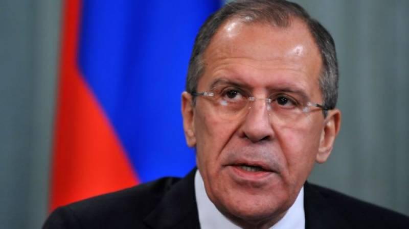 بعض طاقتیں مشرق وسطی میں افراتفرج کا ماحول پیدا کرنا چاہتی ہیں، روسی وزیر خارجہ
