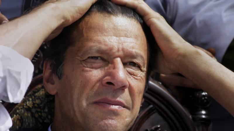پیشی پر پیشی ، عمران خان اپنے ہی وکیل بابر اعوان پر برہم
