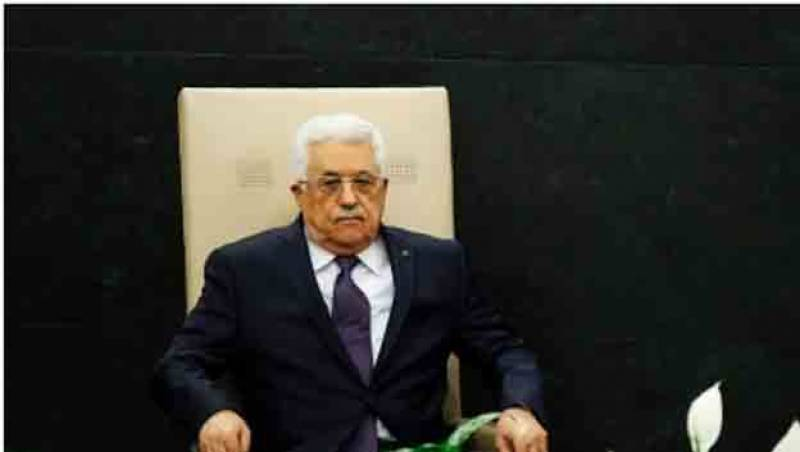 فیصلے سے امریکا کا امن عمل میں ثالث کا کردار ختم ہو گیا، فلسطینی صدر
