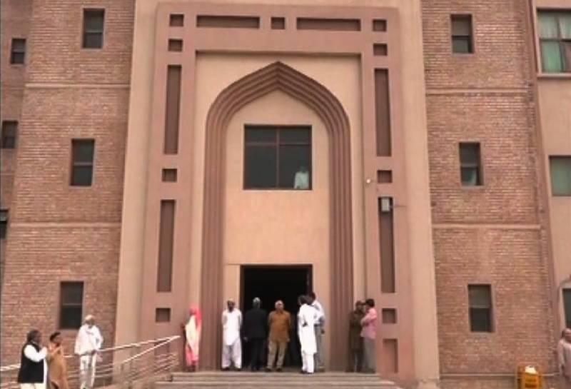 عمران خان نے انسداد دہشت گردی عدالت کے دائرہ کار کو چیلنج کر دیا