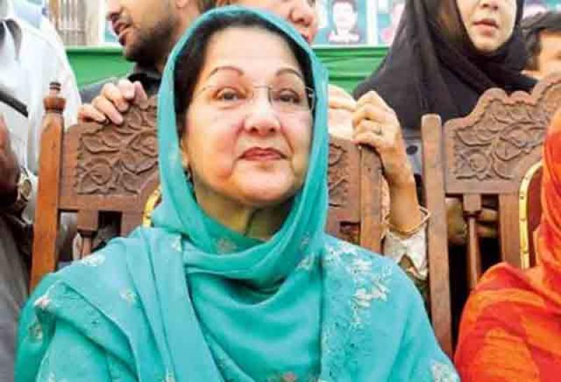 بیگم کلثوم نواز حلف اٹھائے بغیر رکن قومی اسمبلی رہ سکتی ہیں، الیکشن کمیشن