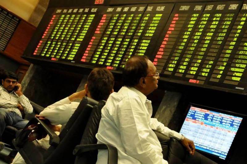 اسٹاک مارکیٹ کریش کر گئی، 177 ارب روپے کا نقصان