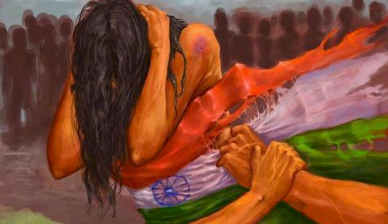 بھارت میں سگے باپ نے اپنی ہی بیٹی کو درندگی کا نشانہ بنا ڈالا