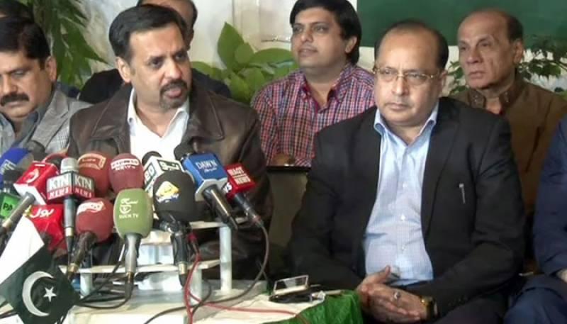 سلمان مجاہد بھی پی ایس پی میں شامل ہو گئے