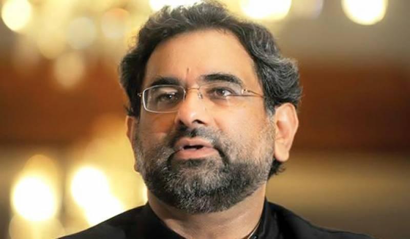 پاکستان مسلم لیگ (ن) کی حکومت منصوبے شروع کرتی ہے اور اسے پایہ تکمیل تک بھی پہنچاتی ہے: وزیراعظم