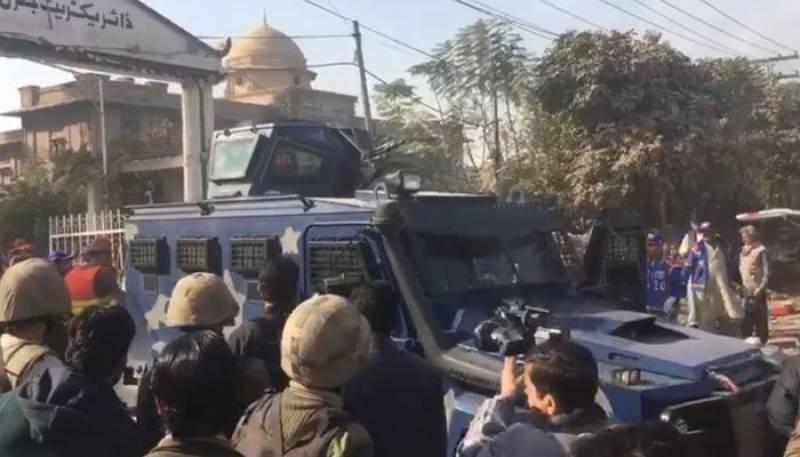 پشاور زرعی تربیتی مرکز پر حملے میں ملوث 6 دہشتگرد گرفتار