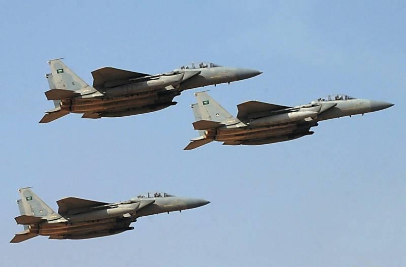 عرب طیاروں نے صنعاءمیں پمفلٹ گرائے