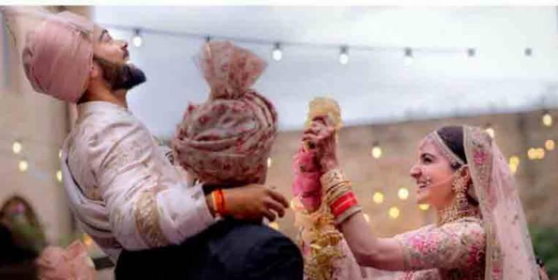 انوشکا اور کوہلی کی شادی ابتدائی دنوں میں مشکلات کا شکار رہے گی، ماہر نجوم