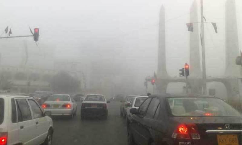 کراچی میں سرد ہوائیں چلنے کا امکان ٗ شہر میں ہفتے تک سردی کی لہر جاری رہے گی، محکمہ موسمیات