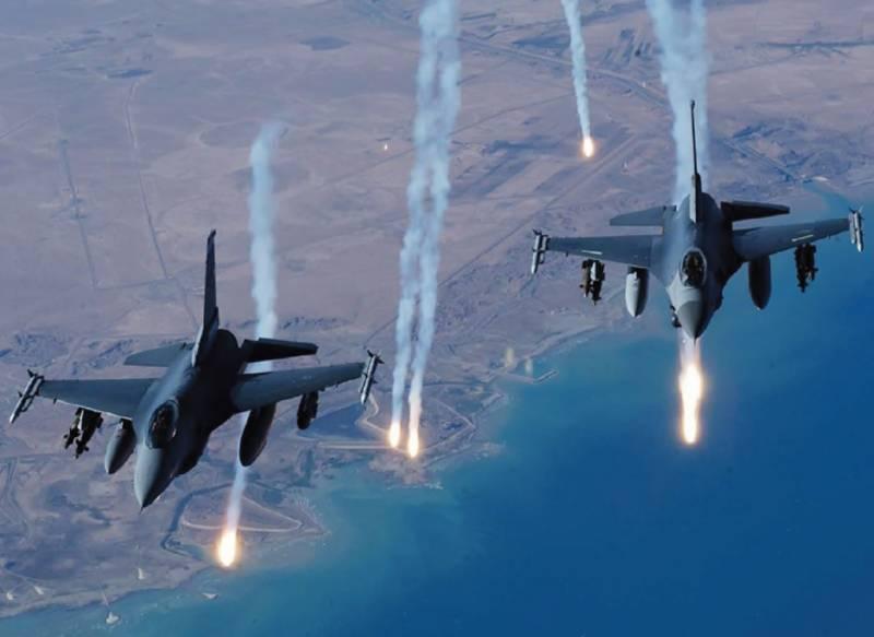شمالی عراق میں ترک فضائیہ کا حملہ، 12 دہشتگرد ہلاک