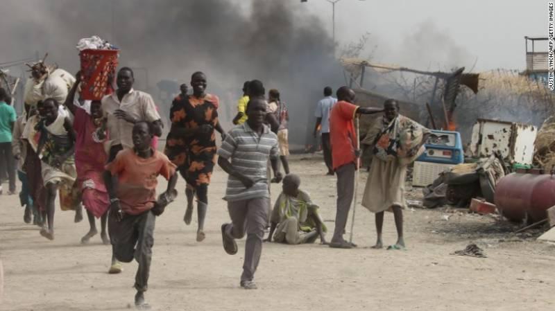 جنوبی سوڈان، فسادات کے دوران 170 سے زائد افراد ہلاک، متعدد زخمی