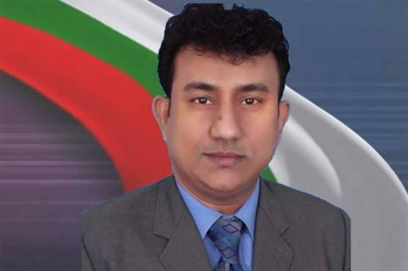 ایم کیو ایم پاکستان کے رہنما شاہد پاشا کو گرفتار کر لیا گیا