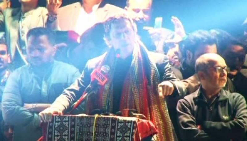 فخر ہے کہ خیبر پختونخوا تعلیم میں سب سے آگے ہے، عمران خان