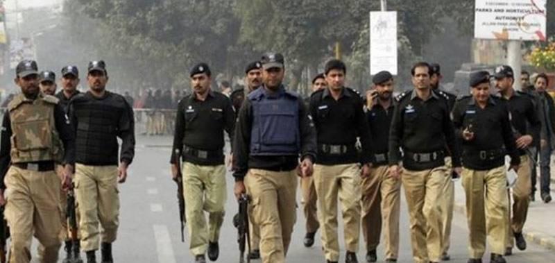 پنجاب پولیس ,حساس اداروں کی کارروائی، 21 دہشتگرد گرفتار