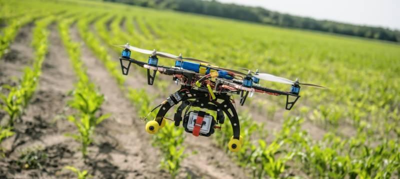 پنجاب حکومت نے زراعت میں ڈرون ٹیکنالوجی استعمال کرنے کی اجازت دیدی