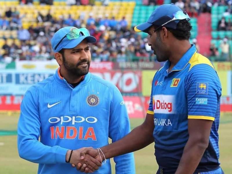 بھارت اور سری لنکا کے درمیان پہلا ٹی 20 میچ آج ہو گا
