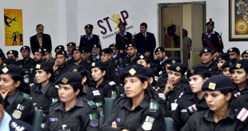 سندھ پولیس میں خواتین کا کوٹہ 5 فیصد تک بڑھا دیا گیا