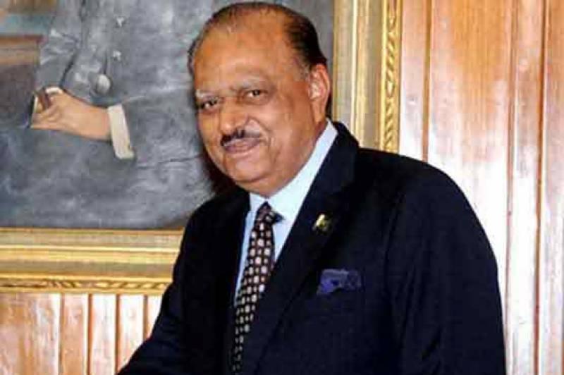 بانیان پاکستان کے سبق کو فراموش کرنے کی وجہ سے مسائل پیدا ہوئے، صدر مملکت