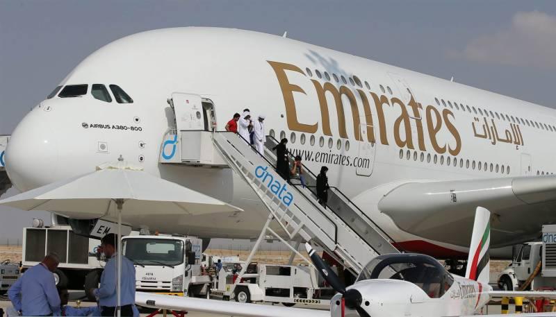 تیونس نے متحدہ عرب امارات کی ایئر لائن کا آپریشن منسوخ کر دیا