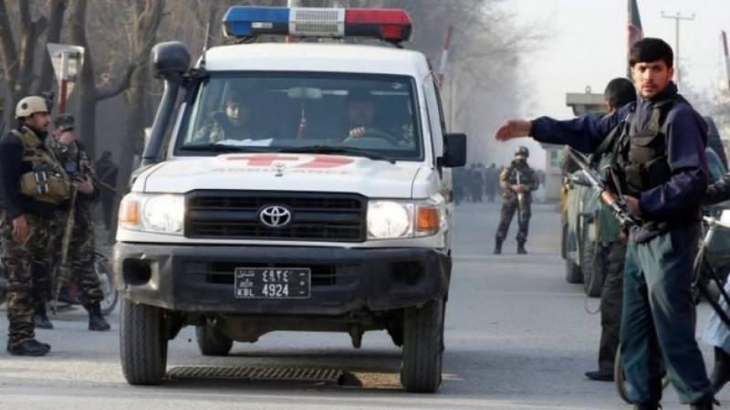 افغان دارالحکومت کابل میں خودکش دھماکا، 6 افراد ہلاک
