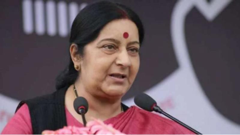 کلبھوشن کی والدہ اور اہلیہ کے ساتھ پاکستان میں بد سلوکی کی گئی ۔ بھارتی وزیر خارجہ
