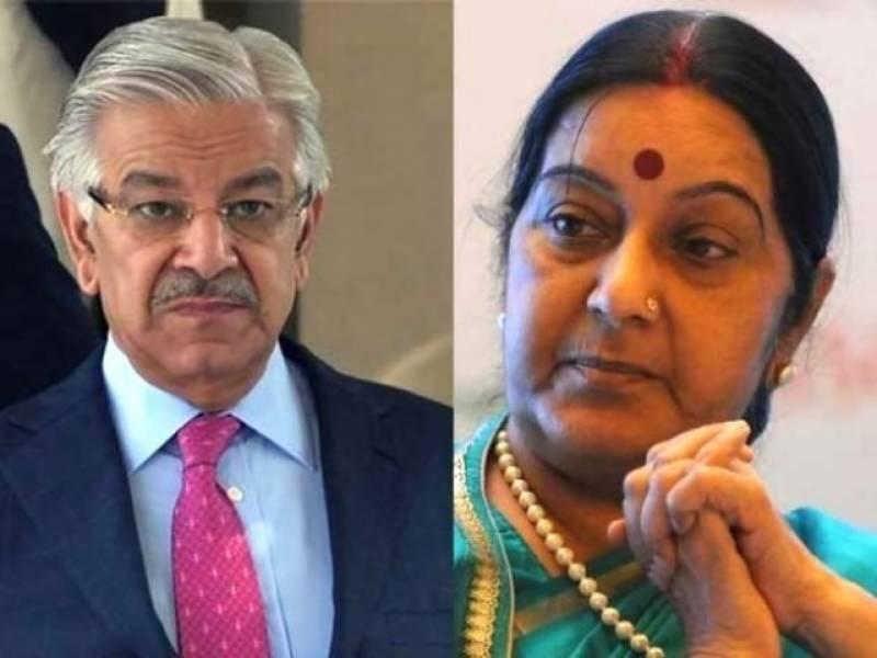 پاکستان نے بھارت کو الزامات کا کرارا جواب دے دیا