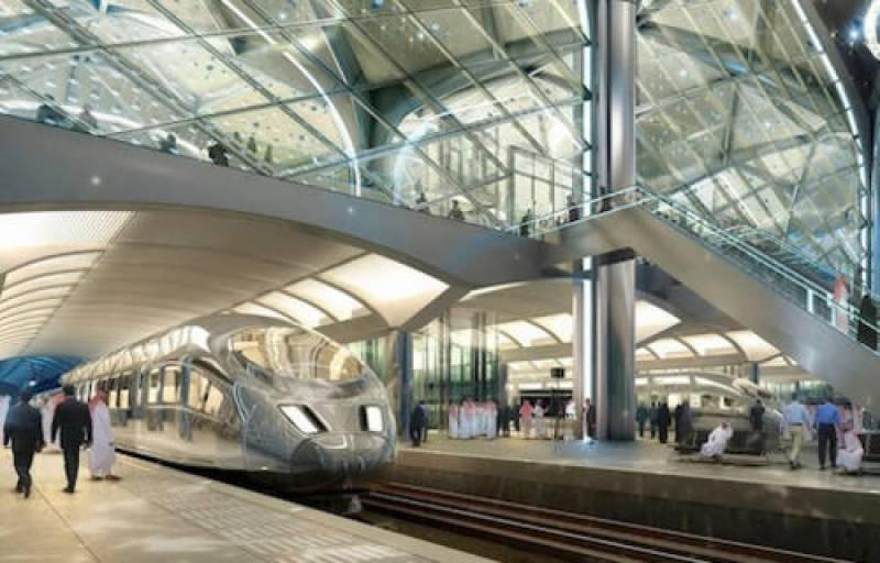 حرمین ایکسپریس ٹرین 2018 کے وسط میں کمرشل بنیادوں پر چلائی جائے گی ،عمرہ زائرین کو فائدہ پہنچے گا، ذرائع