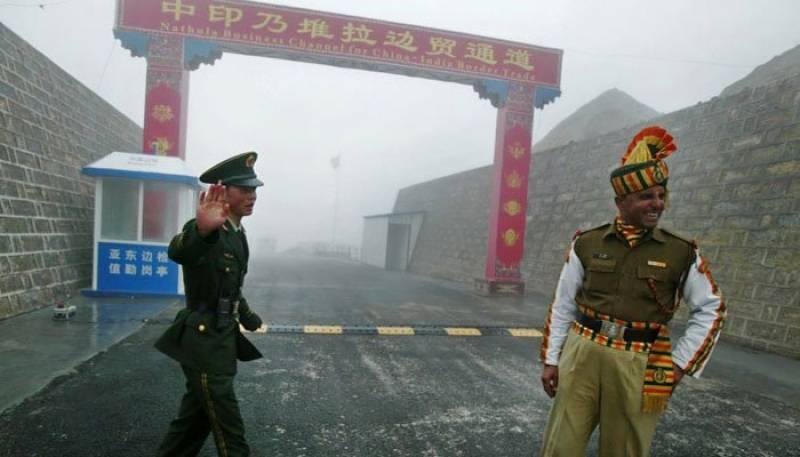 بھارت اپنی فوج کو قابو میں رکھے: چین کا انتباہ