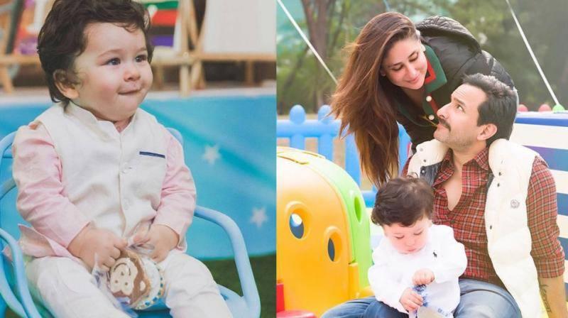 سیف علی خان کی فیملی کے ہمراہ تصویر سوشل میڈیا پر وائرل