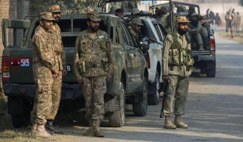 بلوچستان سے افغان خفیہ ادارےکے مشتبہ سہولت کار گرفتار