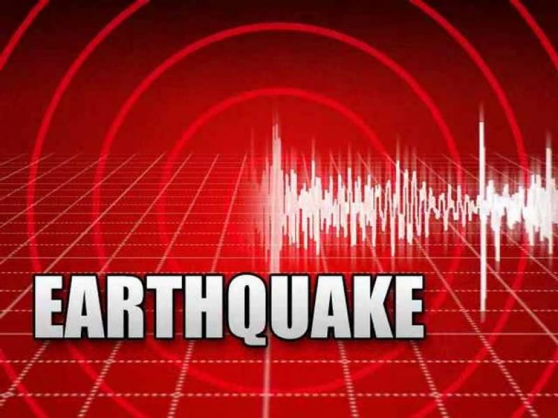 لوئر دیر اور گردو نواح میں زلزلے کے جھٹکے، لوگوں میں خوف و ہراس پھیل گیا