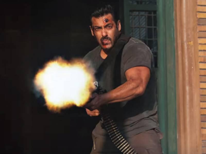 سلمان خان کی فلموں میں سلمان کی جگہ ایکشن سین کرنے والا شخص منظر عام پر آ گیا