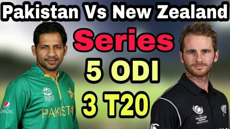 پاکستان کر کٹ ٹیم کی نیو زی لینڈ کے خلاف بھر پور پریکٹس جاری ہے