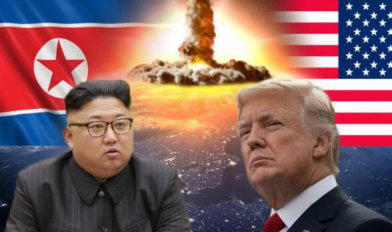 شمالی کوریا کے معاملے پر چین سے سختی کر سکتے ہیں، امریکا