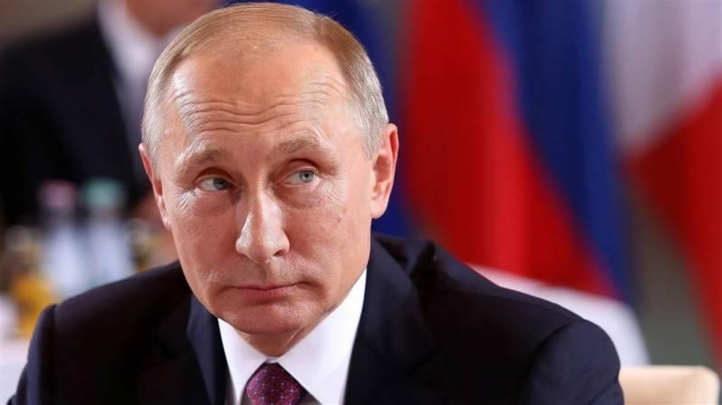 دنیا میں ہر جگہ روسی فوج جانے کو تیار ہے: پیوٹن