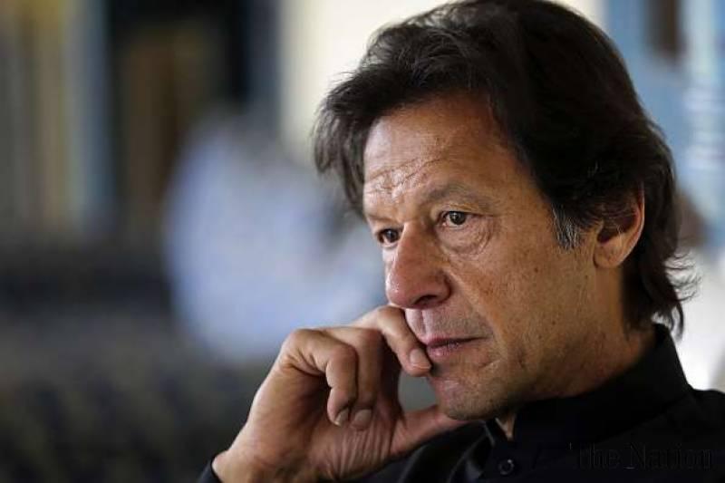 پہلے دن سے ہی دہشتگردی کیخلاف جنگ کا حصہ بننے کے مخالف تھا، عمران خان