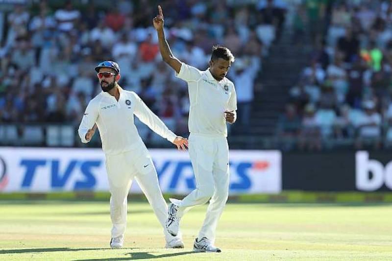 افریقہ کیخلاف پہلے ٹیسٹ میں بھارت کو جیت کیلئے 208 رنز کا ہدف