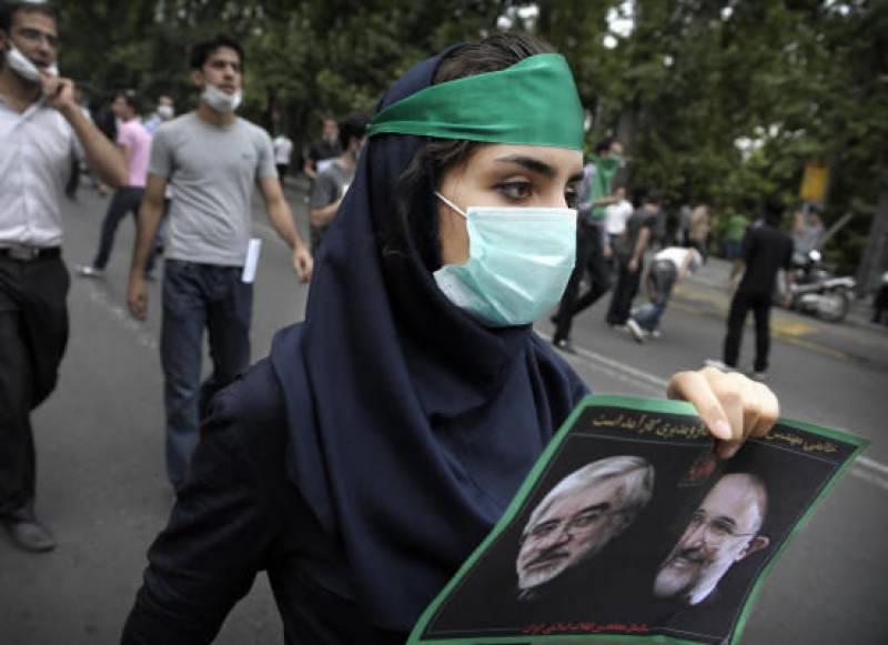 ایران میں جاری احتجاج میں سی آئی اے کا کوئی ہاتھ نہیں : ڈائریکٹر سی آئی اے
