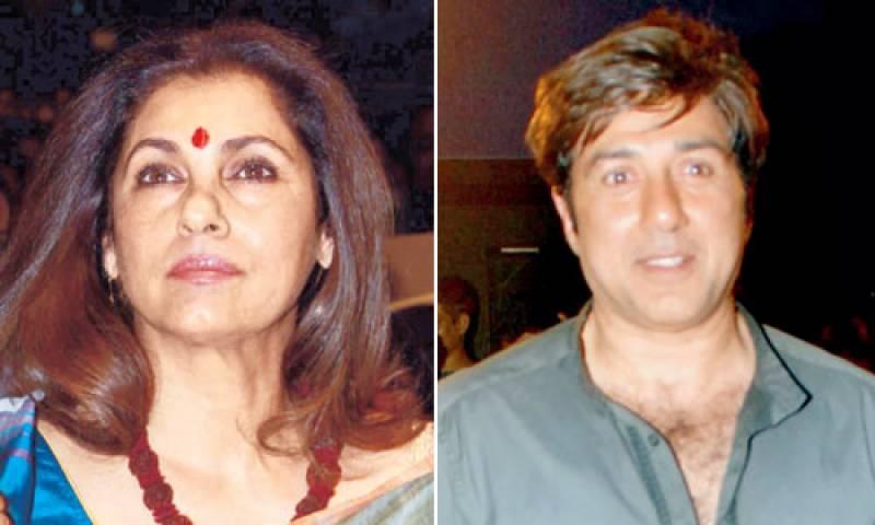 سنی دیول اور ڈمپل کپاڈیا 25سال بعد فلم میں مدمقابل