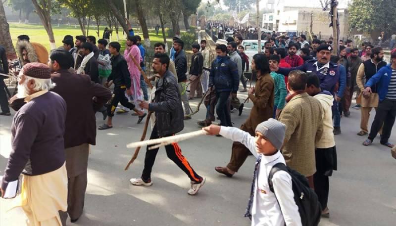 ننھی پری کا قتل، قصور میں دوسرے روز بھی ہڑتال جاری
