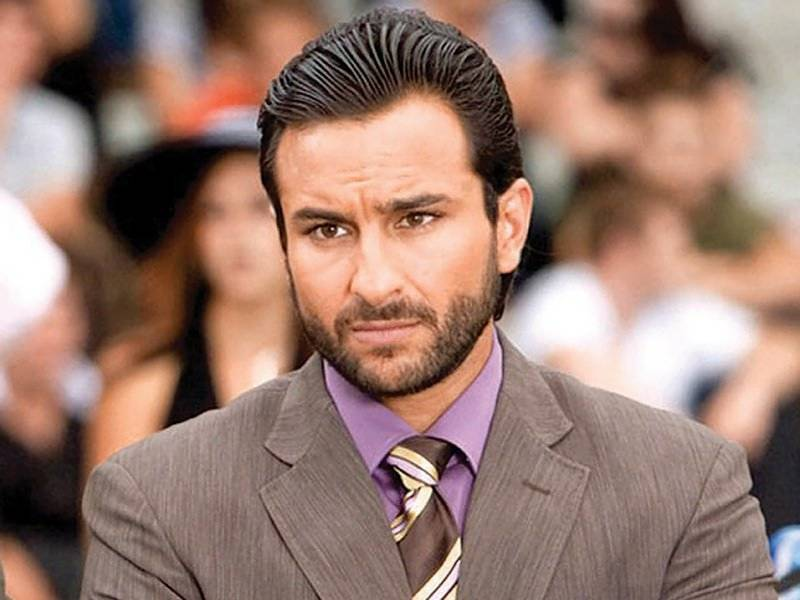"""سیف علی خان نے """"ریس 3 """" کے سکرپٹ کو انکار کی وجہ قرار دیدیا"""