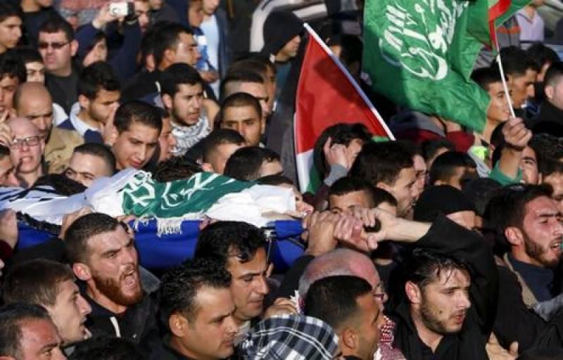 اسرائیلی فوجیوں کی فائرنگ سے 2 فلسطینی شہید