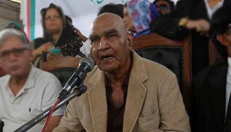 ایم کیو ایم لندن کے رہنما حسن ظفر عارف کی لاش برآمد