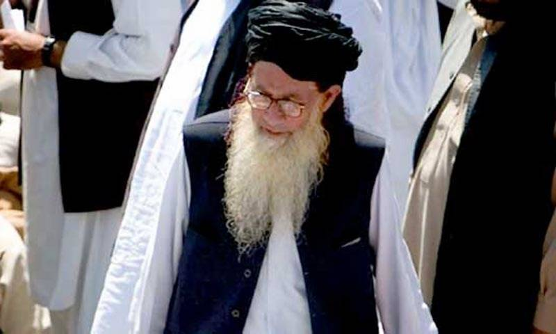مولانا صوفی محمد کو رہا کر دیا گیا
