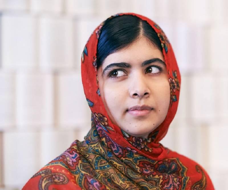 ملالہ یوسف زئی پشاورزلمی کی مداح نکلیں